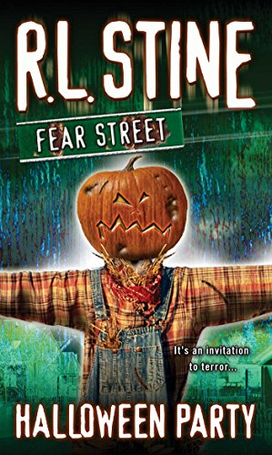 Halloween Party (Fear Street Book 8)]()