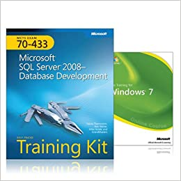 mcts self paced training kit 70-433
