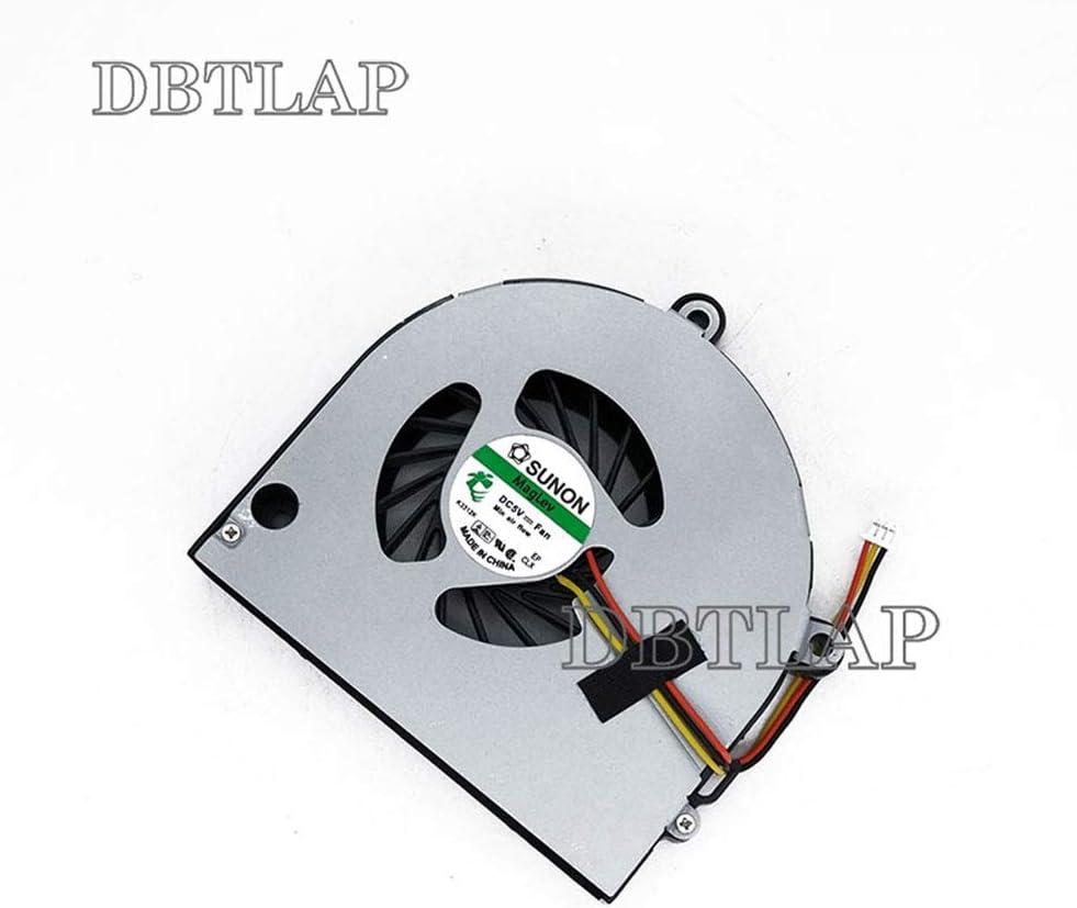 DBTLAP Laptop Fan Compatible for Toshiba Satellite L675D-S7052 CPU Fan