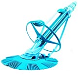 Automatic Generic Kreepy Krauly Pool Cleaner Vacuum Complete Set W Color Box