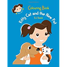 Kitty Cat and the New Pet Colouring Book (Millie's World)