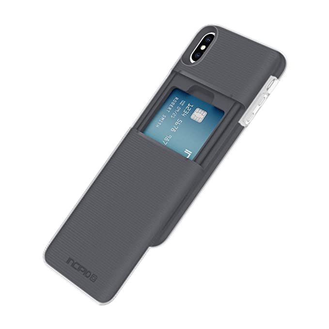 newest 9abb0 3dba6 Incipio Stashback Wallet Case for iPhone Xs Max (6.5