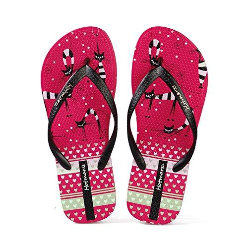 sandali Comodi esterne antiscivolo Calzature 1 da Pantofole spiaggia Pantofole estive PwCq7xxYU