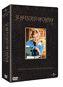 Se ha escrito un crimen (1ª temporada) [DVD]