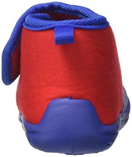 az Niños royal Marvel S18185d Zapatillas Blu 7xqC08w0