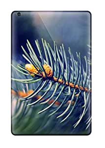 Cute High Quality Ipad Mini/mini 2 Spruce Branch Green Trees Conifers Nature Other Case