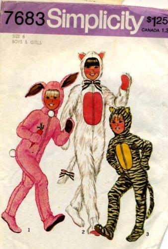 Vinta (Rabbit Costume Pattern)