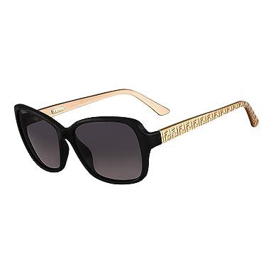 Amazon.com: Fendi anteojos de sol fs5275 Black (001) FS 5275 ...