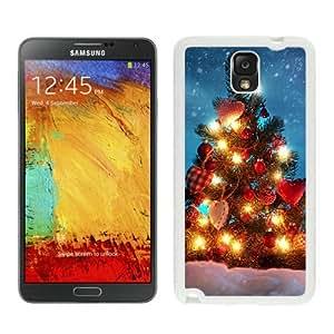 Custom-ized Merry Christmas White Samsung Galaxy Note 3 Case 71