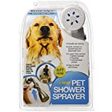 Rinse Ace 3 Way Pet Shower Sprayer with 8 foot Hose...