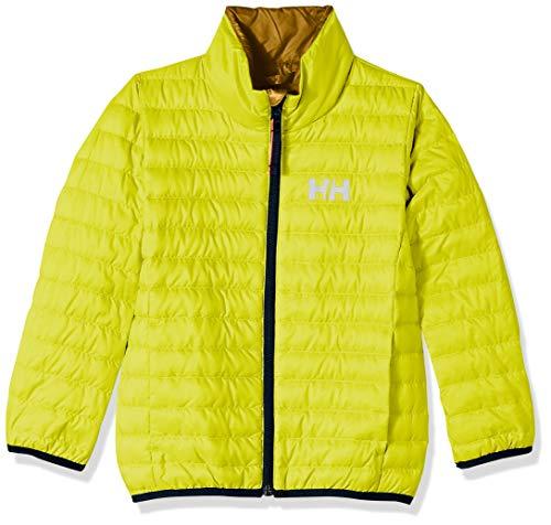Helly Hansen K Barrier Down Insulator Jacket, Sweet Lime, Size 6 by Helly Hansen (Image #1)