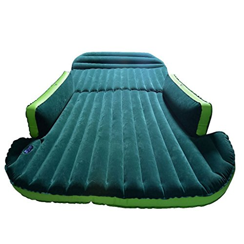 WOPOW SUV車用ベッド エアーベッド エアーマット アウトドア ベッドキットキャンプ用 車中泊ベッド