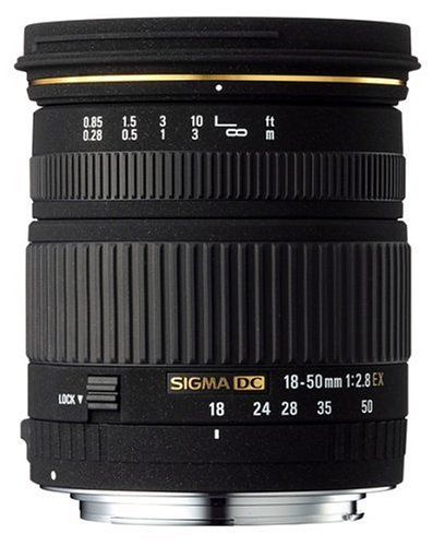 Buy sigma 18-50mm f2.8 canon
