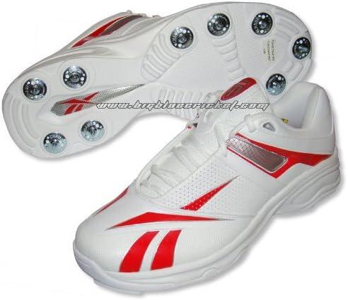 olvidadizo agujero Roble  Reebok Reverse Sweep Cricket Spikes Shoes (US7): Amazon.co.uk: Sports &  Outdoors