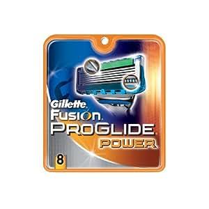 Amazon Com Gillette Fusion Proglide Power Razor