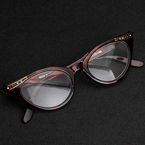 Fy-5023 Leopard Reading Glasses Presbyopia Eyeglasses Female Presbyopic leopard print