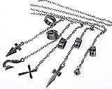 RongJun Adult Kids Kurapika Chains Bracelet Hunter