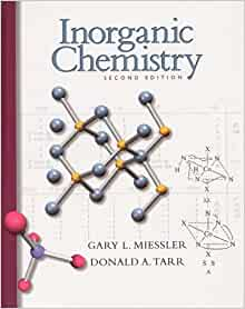 Amazon inorganic chemistry 2nd edition 9780138418915 gary amazon inorganic chemistry 2nd edition 9780138418915 gary l miessler donald a tarr books fandeluxe Images