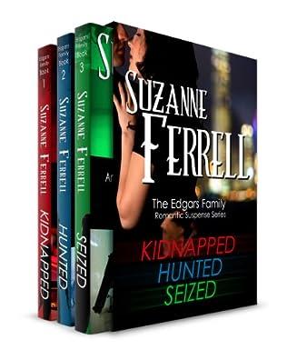 book cover of The Edgars Family Romantic Suspense Series