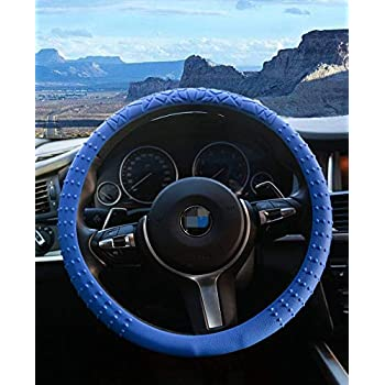 TopDall Steering Wheel Unique Crystal Badge Emblem Bling Decal Decoration Cover Sticker Trim for Tesla model 3