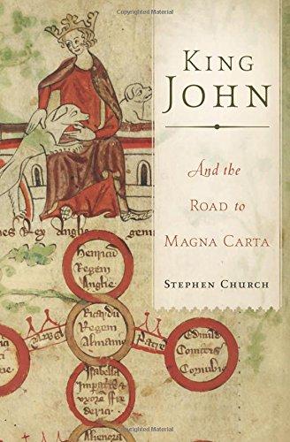 King John: And the Road to Magna Carta [Stephen Church] (Tapa Dura)