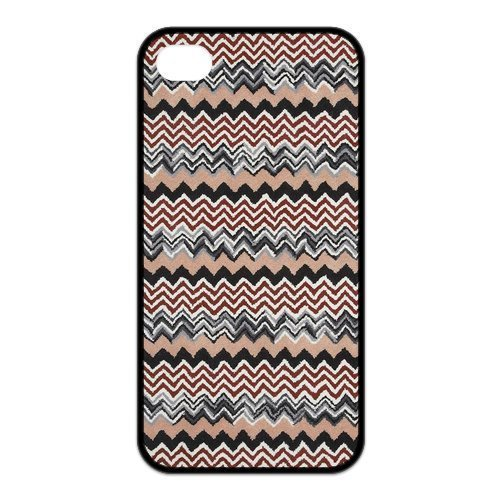 Customized Hot Aztec Tribal Pattern Rubber Back Protector Cover Case for iphone 5 5s TPU