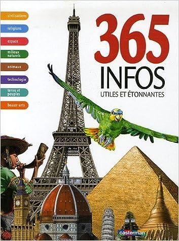 Lire en ligne 365 Infos utiles et étonnantes epub, pdf