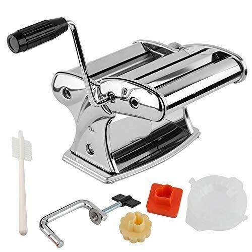 WEINXIN Pasta Machine, Stainless Steel Cutting Machine, Suitable for Lasagna Spaghetti Pasta Machine by WEINXIN