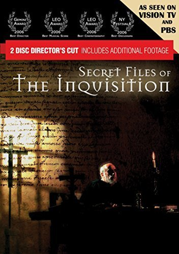 Secret Files Of The Inquisition by Colm Feore: Amazon.es ...
