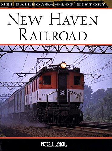 - New Haven Railroad (Railroad Color History)