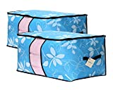 Comforter Storage Bags Pack of 2,Pillow