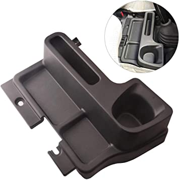 CENTER CONSOLE CUP HOLDER INSERT FOR TOYOTA LANDCRUISER 2000-2007 FREE SHIPPING