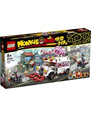 LEGO Monkie 80009 Kid Pigsy's Food Truck (832 Pieces)
