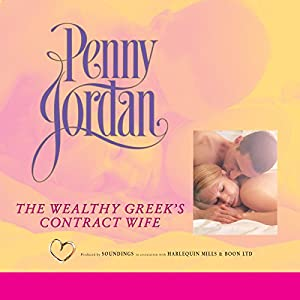 The Wealthy Greek's Contract Wife Audiobook