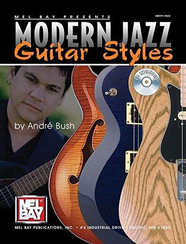 Modern Jazz Guitar (Mel Bay Modern Jazz Guitar Styles)