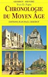 Chronologie du Moyen Âge par Papin