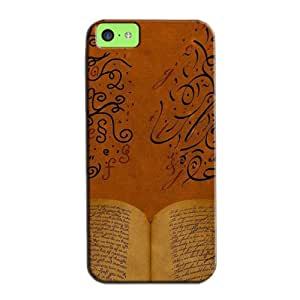 3D And CG Words Bronze For Iphone 5c Words Case