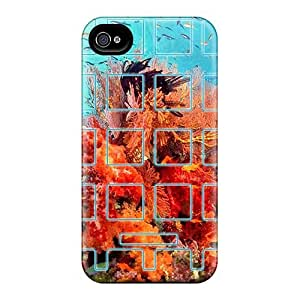 For KpdniDe7311tnjPf Vector Rainbows Protective Case Cover Skin/iphone 5c Case Cover