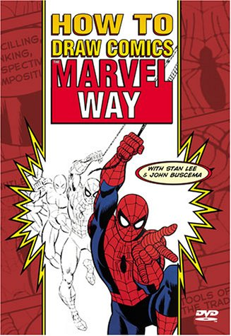 How to Draw Comics the Marvel - Draw Dvd