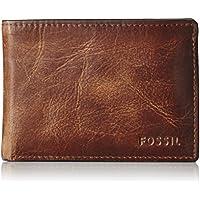 Fossil Men's Rfid Bifold Wallet (Derrick Brown)