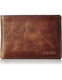 Men's Rfid Bifold Wallet