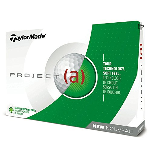 TaylorMade- Project (a) Golf Balls White