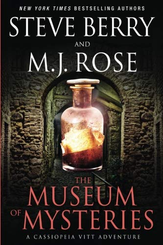 Books : The Museum of Mysteries: A Cassiopeia Vitt Adventure