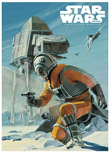 Star Wars Insider Issue 185 PREVIEWS Comic Store Exclusive Cover Edition