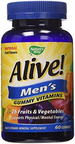 Nature's Way Alive! Men's Gummy Vitamins - 60 CT