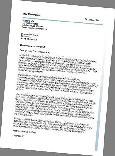 Bewerbungsschreiben Muster Rechtsanwaltsfachangestellte 14