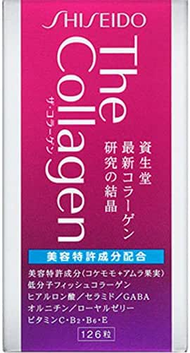 Shiseido The Collagen JAPAN Shiseido The collagen tablet V 126 grains (4,987,415,679,457)
