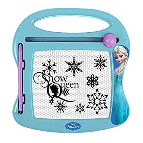 Magic Sketcher (Disney Frozen Mini Magnetic Sketcher. Draw on the mini magic sketcher and wipe it clean! Perfect for travel and holidays)