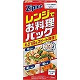 Cooking bag 4 pieces in a zip-lock range by Ziploc