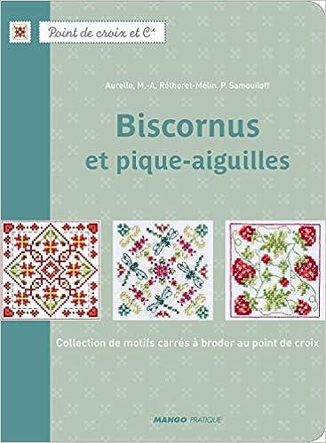 Biscornus Et Pique Aiguilles Collection De Motifs Carrés à